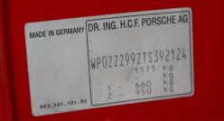 code VIN (Vehicle Identification Number)
